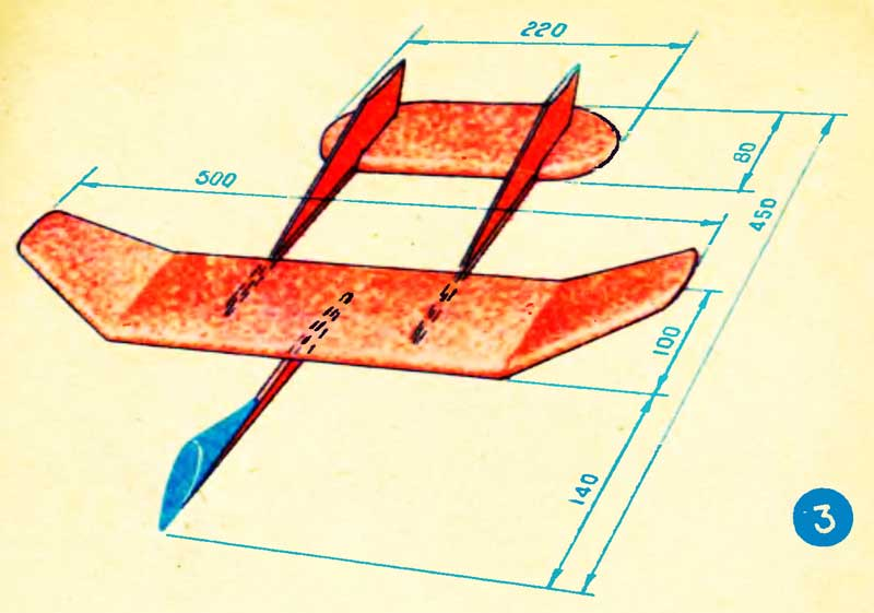 Чертежи Самолетов Из Пенопласта Своими Руками - cutmust 65