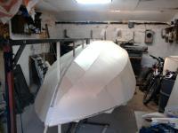 Самодельная лодка из пенопласта