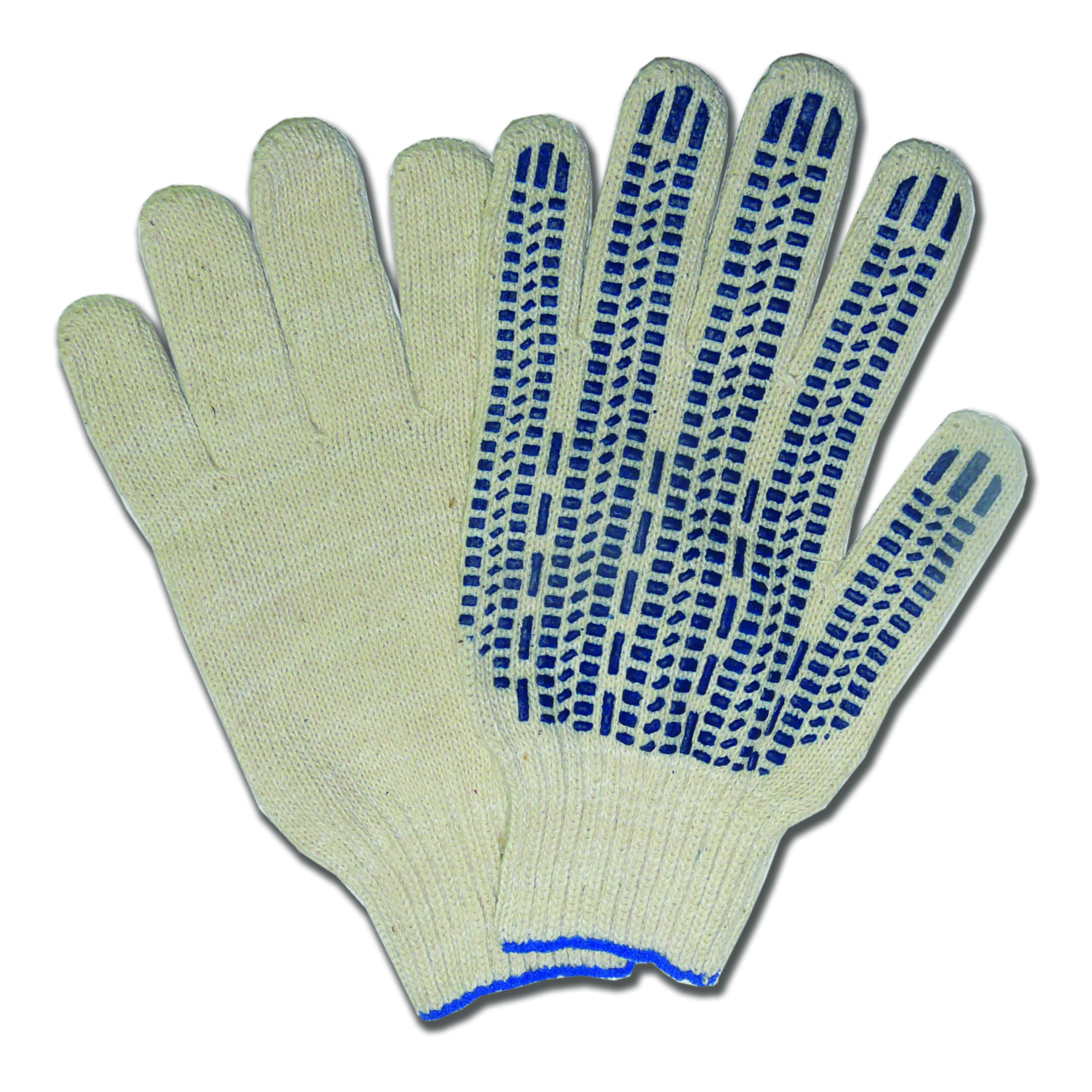 схема перчаток на один палец
