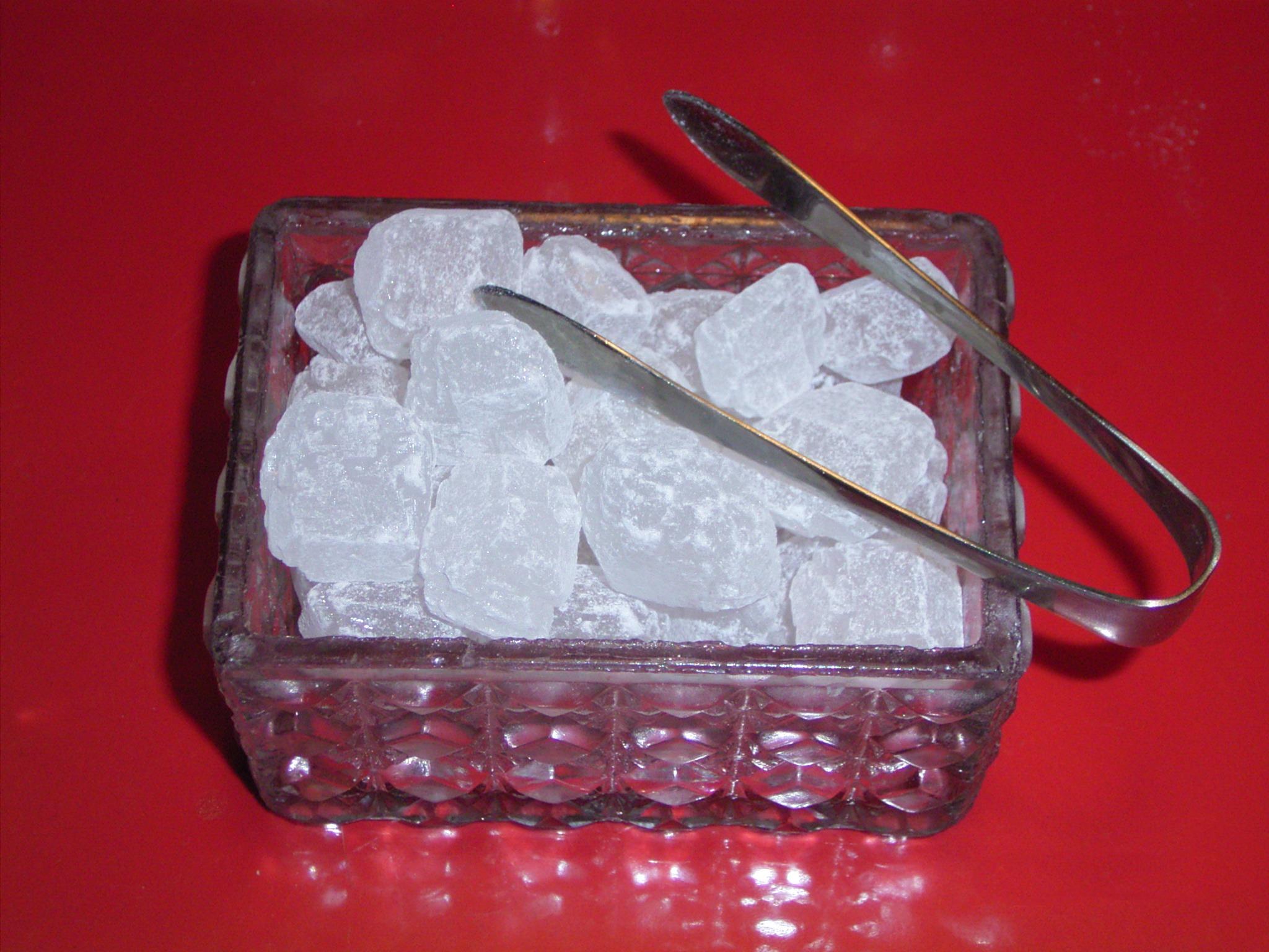 Кусковой сахар как сделать