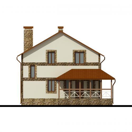 Как построить небольшой дом из пеноблоков